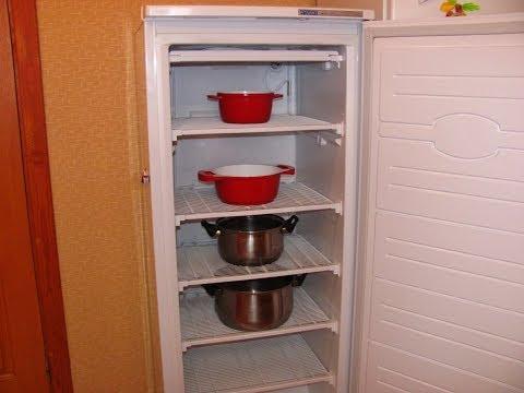 Как быстро разморозить морозильную камеру или морозилку в холодильнике