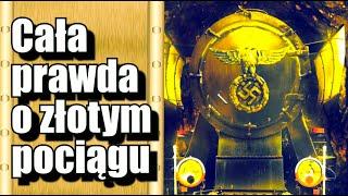 """Co stało się ze""""Złotym pociągiem"""" ? Wywiad zAndrzejem Gaikiem"""
