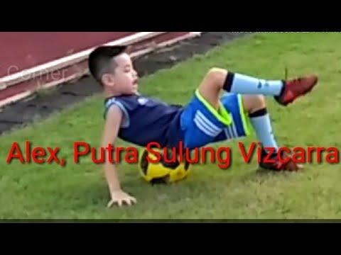 Alex Putra Sulung Vizcarra: Yu Nanti Kita Dipukul Ya!!!