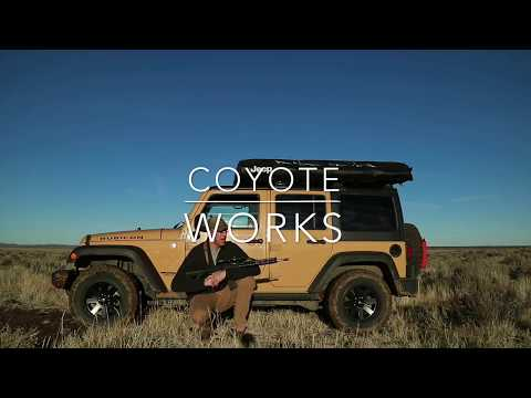 High Desert Car Camping Overland Style - Exploring - Hiking - Camping - Jeep JK