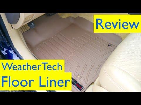 WeatherTech Floor Liners Review - DigitalFit Floor Liners