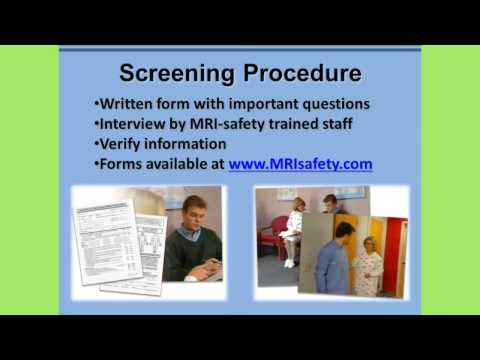 MRI Bioeffects, Safety and Patient Management