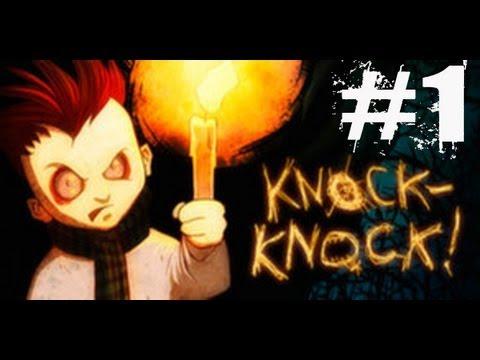 Knock Knock Walkthrough Part 1 Review Gameplay