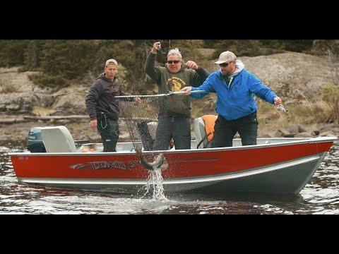 Fly-In Family Fishing Vacation - Shining Falls Lodge, Manitoba
