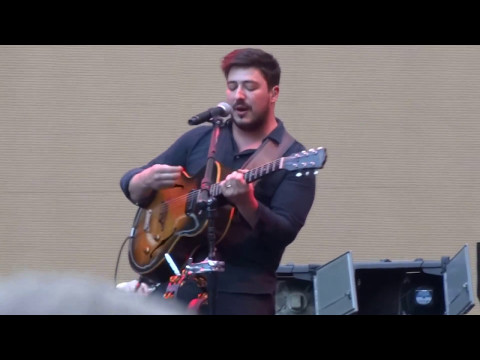 Mumford & Sons - Blind Leading the Blind (new song!) - Seattle 5/14/17