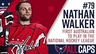 Congrats, Nathan Walker
