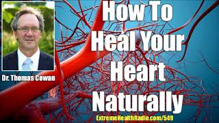 Dr. Thomas Cowan - How To Heal Your Heart Naturally Without Drugs!