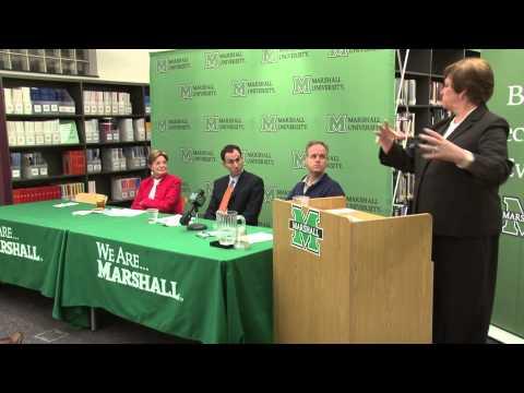 Marshall University: Higher Education Forum at Marshall University's South Charleston Campus