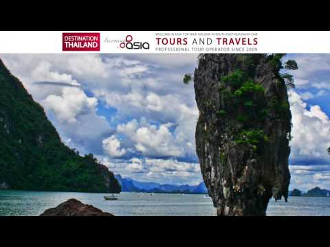 Phang Nga Bay Daily Tour in Italiano - James Bond Island - (da Phuket Thailandia)
