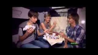""""""" Тур со звездой"""" на Teen TV-Герои 09/2012"""