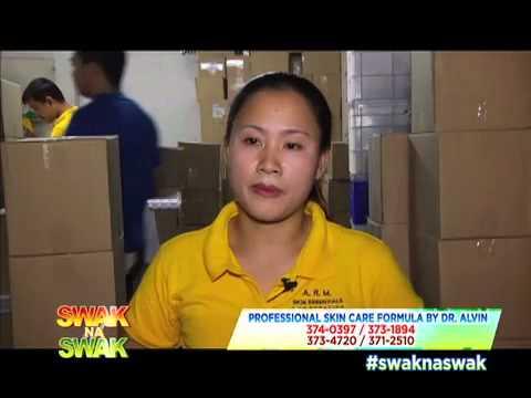 Dr Alvin on Kabuhayan Swak na Swak  (January 17, 2015 W  CHUMACERA Host)