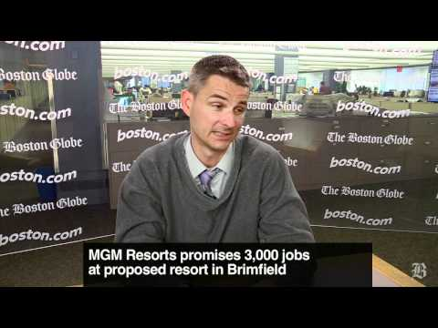 MGM Resorts promises 3,000 jobs at proposed resort in Brimfield