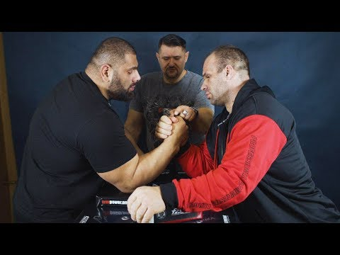 Levan Saginashvili vs Denis Tsyplenkov FIRST MEETING! Hulk vs Hulk!