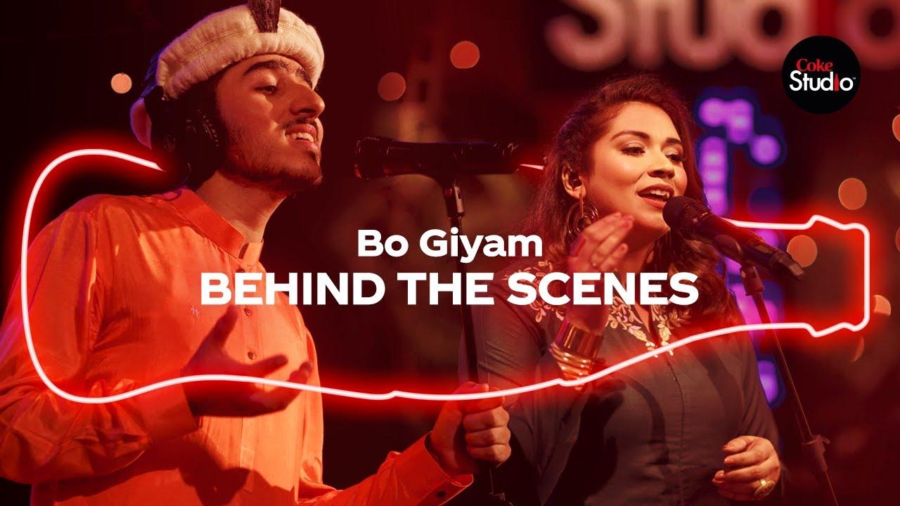 Coke Studio Season 12 | Bo Giyam | BTS | Kashif Din & Nimra Rafiq