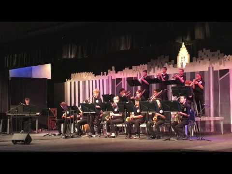Soulin, By Larry Neeck, Pine Jazz Band, Jazz Festival
