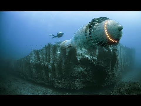 12 Most Incredible And Mysterious Finds Underwater