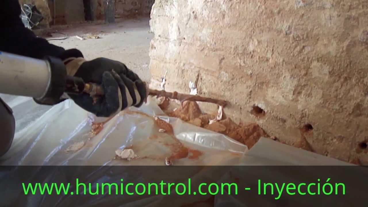 Solución humedades capilaridad con DRYZONE de Humicontrol