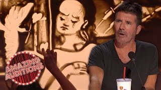 UNUSUAL Art Auditions STUNNED The World | Amazing Auditions