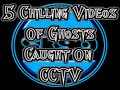 5 Chilling Videos Of Ghosts Caught On CCTV REACTION mp3
