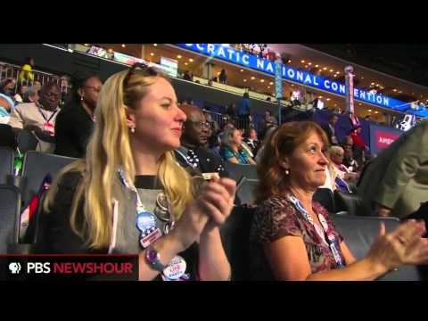 Maryland Sen. Barbara Mikulski's DNC speech