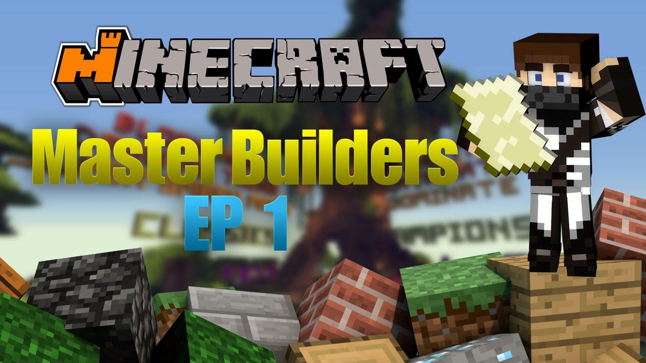 Master Builder Server