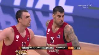 Giorgos  Printezis Euroleague RS 2017-2018