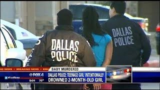 Capital murder charge for teen in drowning