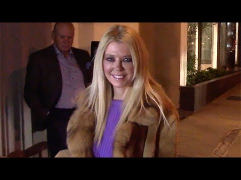 """Tara Reid Gives The Paparazzi A Piece Of Her Mind About """"Sharknado"""" Lawsuit"""