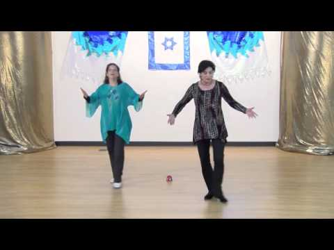 Messianic Dance Hinei Elokeinu Zeh with Music by Mark Keller and Corry Bell