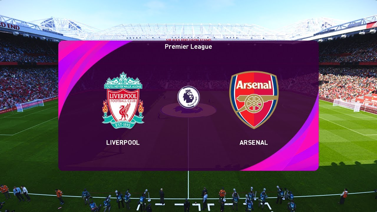 Liverpool vs Arsenal - Premier League 2020/21 Gameplay - YouTube