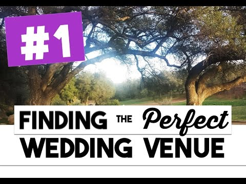 Finding the PERFECT Wedding Venue | Wedding Wednesdays Ep. 1 | Wedding Planning