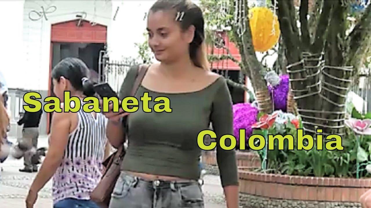 Model Hooker in Sabaneta