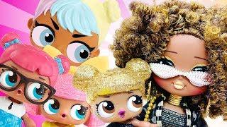МАМА для Ляльок ЛОЛ! Роял Бі - хто ця лялечка насправді? Амелькины Іграшки