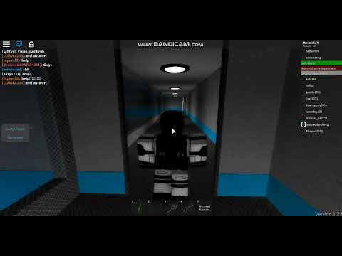All warhead key card! | Roblox SCP Foundation Facility ...