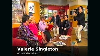 Valerie Singleton recalls This Is Your Life