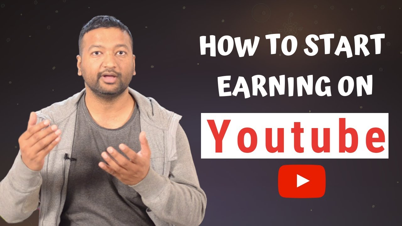 7 Easy Steps to Earn Money from Youtube in 2019