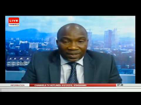 Over 95% Of EFCC Offshore Seizures Never Make It To Nigeria --Whistle Blower - 27/08/15 Pt2