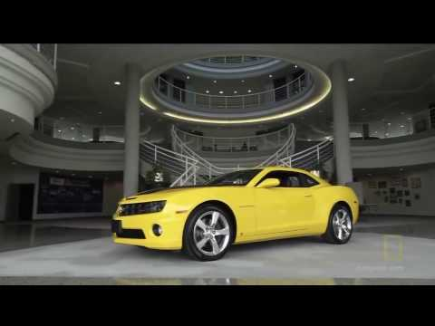 MOBIL IMPIAN | How it's Made Cars h01m01 Chevrolet Camaro