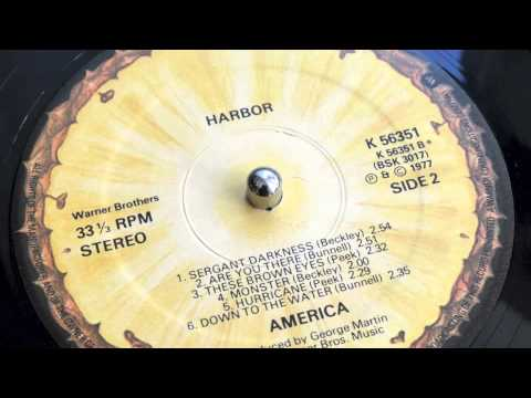 Are You There - America (taken from the album 'Harbor' in1977)
