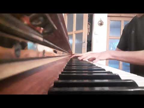 Еду к тебе (На землю выпала роса) - Алла Пугачёва / Na zemlyu vypala rosa - piano cover
