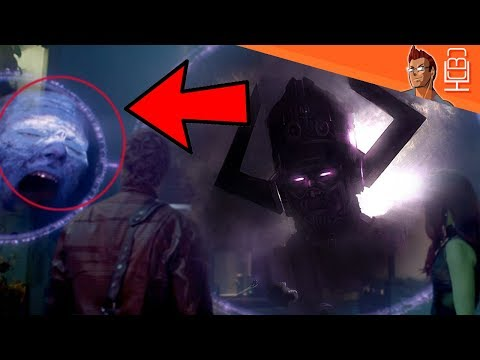 Galactus Exists in the MCU Images, Theory & Evidence