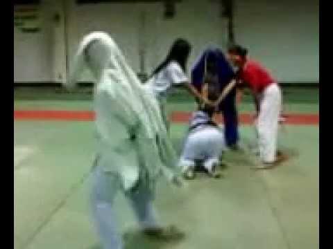 Harlem shake toray judo tangerang