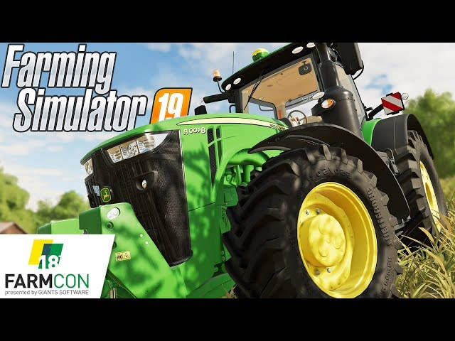 Download Farming Simulator 19 APK Mod for Android/iOS