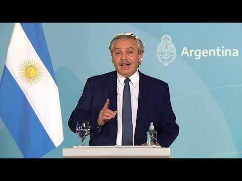 """Fernández: """"Para todo el país hasta el 21 de mayo continúan las mismas medidas actualmente vigentes"""""""