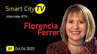 #114 Florencia Ferrer: A Transformação do Estado e as Smart Cities