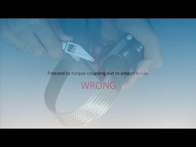 Composite Backshell Assembly Procedure - Glenair