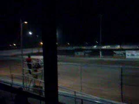 Modified Dirt Track Racing