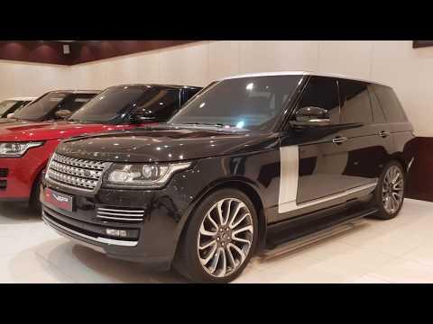 2019 Range Rover Autobiography & Vogue (Urdu)