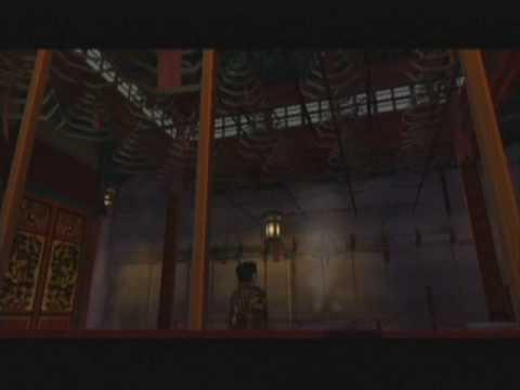 Shenmue II: Man Mo Temple