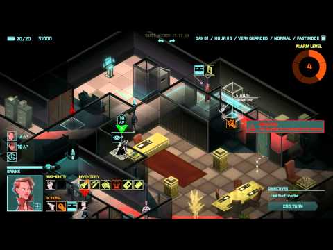 Invisible Inc Story 3 Memory Check